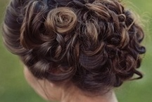 Inspirational Formal styling/ Updo