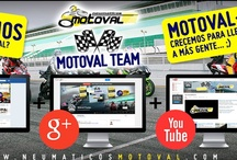 Redes Sociales Motoval