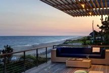 Spectacular Homes / Amazing views, exquisite architecture -- these dream homes inspire us!