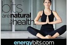 Get Bendy With BITS™ / Whether you are a beginner, an expert, or anything in between we are your one-stop shop for everything Yoga related. / by ENERGYbits