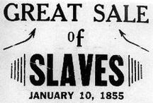 Life for Enslaved People / Images related to slavery.