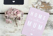 Motherhood / Being mum is...