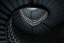 Staircases / Architectural staircase gems / by Aileen Leijten