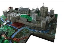 Lego - castle end epic