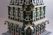 Lego - modulár