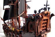 Lego - ship