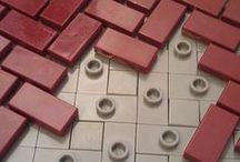 Lego - stavební techniky