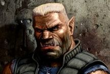 Shadowrun - orc