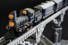Lego - trains