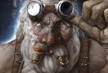 shadowrun - dwarf