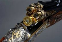 Art's Armory / Gunsmiths and the engravers art. Artistry in Metal and Wood, Custom Knives.  / by Oleg Prasicky