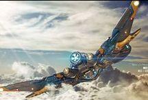 Concept Planes