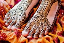 Hands.. feet..tattoo, henna.. / Henna, ornaments, mudra, so much we can say with our hands..tatoos.. / Vanisha adlı kullanıcıdan