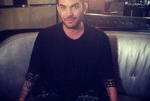 Adam lambert!!!!! / It's all about my adam,,,,!!!! / by Annie