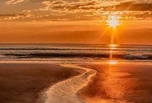 Sunset and sunrise / Anything to do sunrise and sunset