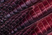 Sangria, Burgundy, Bordeaux - Wine Colors / fashion