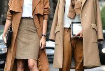 Camel Street Style / fashion