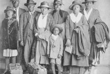 The Great Migration / The Great Migration was the mass southern exodus of millions of African Americans between 1910-1970. Migrants left the southern states aspiring for better opportunities and a chance for equality in the North & West.  / by Smithsonian National Museum of African American History and Culture