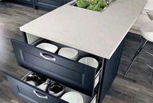 Cucina / #Cucina #materiali #edili