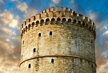 I love Thessaloniki / The city we love, Thessaloniki. Welcome to the capital of Macedonia, Greece.