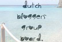 Dutch Bloggers group board. / Hoi Nederlandse bloggers (+Nl sprekende Belgen) dit bord is er zodat we met zijn allen inspiratie op kunnen doen, en zo een prachtig pinterest bord kunnen vormen. Het is de bedoeling dat je alleen EIGEN foto's plaatst   iedereen kan nieuwe leden uitnodigen om mee te pinnen. Het zou leuk zijn als we hier een grote groep van kunnen maken, dus voel je vrij om je collega-bloggers uit te nodigen!
