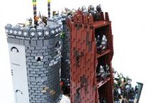 Lego - sieges Technology