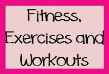 ❤Fitness, Exercises and Workouts❤ / Ready to get strong and slim?
