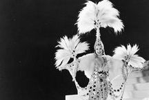 INSPIRATION // ZIEGFELD GIRL