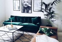Living in style / Home decor inspo