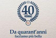 #40annidivemac / Da quarant'anni siamo vicini a voi, nella realizzazione della vostra casa e dei vostri sogni. #40annidivemac