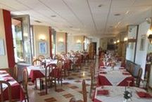 Il Ristorante / Il Ristorante dell'Hotel Everest Arco e alcuni dei piatti proposti dai nostri chef!
