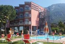 L'Hotel / Una panoramica dell' Hotel Ristorante Bar Everest Arco situato a pochi chilometri dal Lago di Garda