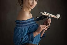 Dennis Drozhzhin / Fine art portrait photographer based in Moscow