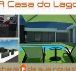 """A Casa do Lago / Moradia isolada, térrea, oferta """"Chave-na-mão"""" Consulte mais informações clicando neste link: http://www.abcimobiliaria.pt/detail.php?prod=1404"""
