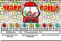 For the Classroom: Math for elementary level / Posters to help your elementary-level students to learn math