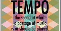 Music Posters / Whether you teach music or would like to include music in your teaching environment, these posters will help you to do so