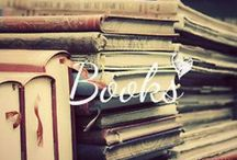 Books.  / You are never alone with a book.  / by True Victoria