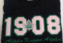 AKA (Skee-Wee) / Alpha Kappa Alpha Sorority, Inc.  / by Mz T