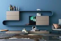 La Zona Giorno / Arredando Casa presenta i nuovi prodotti per arredare il soggiorno