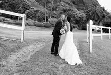 Jeannie & Glen  / Jeannie & Glen | Secret Island at Kualoa Ranch | Oahu, HI | Rachel Robertson Photography | rachelrobertson.com