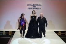 Valencia Fashion Week 2013 / Desfile de Lucía Botella para Pepe Botella en Valencia Fashion Week 2013 colección REVOLUCIÓN