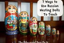 I Teach Russian / Fun materilas, activities, etc on how to teach and how to teach Russian to adults, kids, online and face-to-face