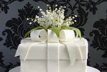 Cakes and Cupcakes / Creative and/or beautifully decorated.  / by