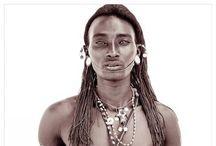 Tribal Jewelry on men