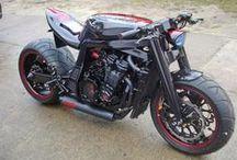 :: Modified Motorcycles ~ / by Eduardo Godoi