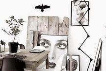 Interior and inspiration / Boligindretning