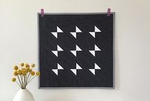 Salty Oat Quilts / Quilts made by Caitlin Topham of Salty Oat.