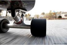 Longboarding / by Wouter de Vos