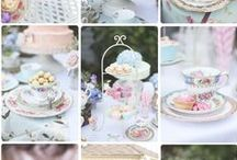 Vintage Hen Party / Host a vintage hen party tea party- for all your friends and hens. Search through hen party ideas and planning- hen party shabby chic vintage tea party ideas, games, #ideas #inspiration #Hen Party #VintageChic #TeaParty.