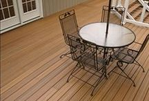 Deck Design Ideas / Explore the possibilities of a backyard deck with People's Building Supply. Deck tools, decking, deck fasteners and more.